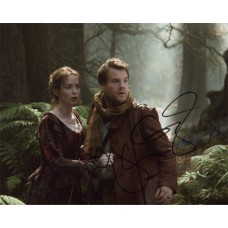 James Corden & Emily Blunt AUTOGRAPH Into The Woods SIGNED IN PERSON 10x8 Photo