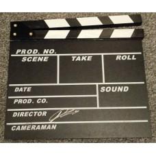 Denis Villeneuve AUTOGRAPH Blade Runner 2049 SIGNED IN PERSON Clapperboard