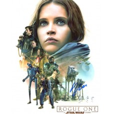 Gareth Edwards AUTOGRAPH Star Wars Rogue One SIGNED IN PERSON 10x8 Photo