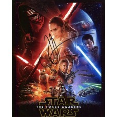 JJ Abrams AUTOGRAPH Star Wars SIGNED IN PERSON 10x8 photo - SOLD OUT