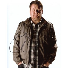 James Corden AUTOGRAPH Doctor Who SIGNED IN PERSON 10x8 Photo - SOLD OUT