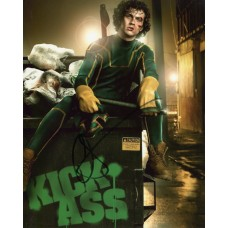 Aaron Taylor-Johnson AUTOGRAPH Kick Ass SIGNED IN PERSON 10x8 Photo
