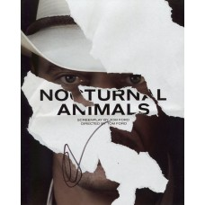 Aaron Taylor-Johnson AUTOGRAPH Nocturnal Animals SIGNED IN PERSON 10x8 Photo