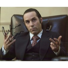 Alessandro Nivola AUTOGRAPH American Hustle SIGNED IN PERSON 10x8 photo