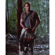 Alessandro Nivola AUTOGRAPH Jurassic Park 3 SIGNED IN PERSON 10x8 photo