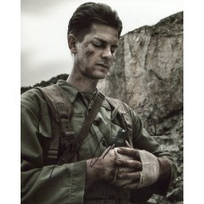 Andrew Garfield AUTOGRAPH Hacksaw Ridge SIGNED IN PERSON 10x8 Photo