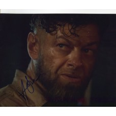 Andy Serkis AUTOGRAPH Avengers Age of Ultron SIGNED IN PERSON 10x8 photo