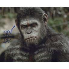 Andy Serkis AUTOGRAPH Dawn of the Planet of the Apes SIGNED IN PERSON 10x8 photo
