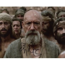 Ben Kingsley AUTOGRAPH Exodus Gods & Kings SIGNED IN PERSON 10x8 Photo