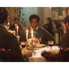 Chiwetel Ejiofor AUTOGRAPH 12 Years A Slave SIGNED IN PERSON 10x8 photo