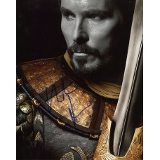 Christian Bale AUTOGRAPH Exodus SIGNED IN PERSON 10x8 Photo