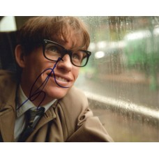 Eddie Redmayne AUTOGRAPH Theory Of Everything SIGNED IN PERSON 10x8 Photo