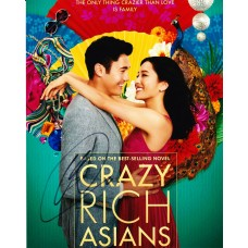 Henry Golding AUTOGRAPH Crazy Rich Asians SIGNED IN PERSON 10x8 Photo - SOLD OUT