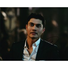 Henry Golding AUTOGRAPH Crazy Rich Asians SIGNED IN PERSON 10x8 Photo