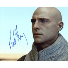 Mark Strong AUTOGRAPH John Carter SIGNED IN PERSON 10x8 photo