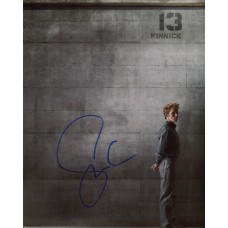 Sam Claflin AUTOGRAPH Hunger Games SIGNED IN PERSON 10x8 Photo