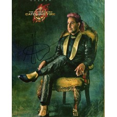 Stanley Tucci AUTOGRAPH Hunger Games SIGNED IN PERSON 10x8 Photo