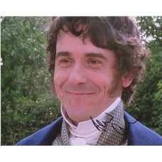 Adrian Lukis AUTOGRAPH Pride & Prejudice SIGNED IN PERSON 10x8 photo