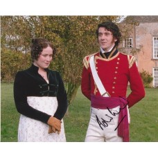 Adrian Lukis AUTOGRAPH Pride & Prejudice SIGNED IN PERSON 10x8 photo - SOLD OUT