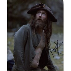 Paul Kaye AUTOGRAPH Jonathan Strange & Mr Norrell SIGNED IN PERSON 10x8 photo