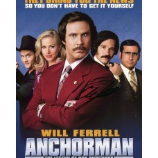 Will Ferrell AUTOGRAPH Anchorman SIGNED IN PERSON 10x8 photo