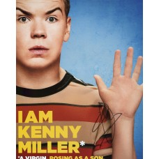 Will Poulter AUTOGRAPH We're The Millers SIGNED IN PERSON 10x8 photo