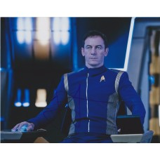 Jason Isaacs AUTOGRAPH Star Trek: Discovery  SIGNED IN PERSON 10x8 Photo