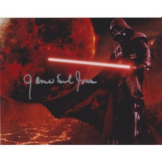 James Earl Jones AUTOGRAPH Star Wars SIGNED IN PERSON 10x8 Photo