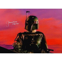 Jeremy Bulloch AUTOGRAPH Star Wars SIGNED IN PERSON 16x12 photo