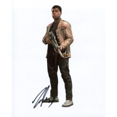 John Boyega AUTOGRAPH Star Wars SIGNED IN PERSON 10x8 Photo - SOLD OUT