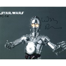 Lindsay Duncan AUTOGRAPH Star Wars SIGNED IN PERSON 10x8 Photo