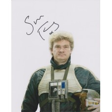 Simon Farnaby AUTOGRAPH Star Wars Rogue One SIGNED IN PERSON 10x8 Photo