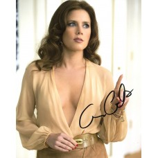 Amy Adams AUTOGRAPH American Hustle SIGNED IN PERSON 10x8 Photo