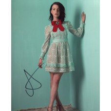 Anya Taylor Joy AUTOGRAPH Posed SIGNED IN PERSON 10x8 Photo