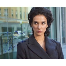 Indira Varma AUTOGRAPH Luther SIGNED IN PERSON 10x8 Photo