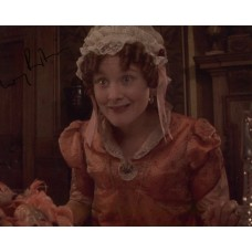 Lucy Robinson AUTOGRAPH Pride & Prejudice SIGNED IN PERSON 10x8 Photo