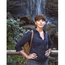 Ophelia Lovibond AUTOGRAPH Hooten & The Lady SIGNED IN PERSON 10x8 Photo - SOLD OUT