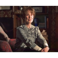 Una Stubbs AUTOGRAPH Sherlock SIGNED IN PERSON 10x8 photo