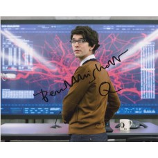 Ben Whishaw AUTOGRAPH Skyfall SIGNED IN PERSON 10x8 photo - SOLD OUT