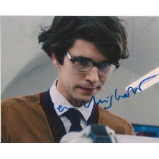 Ben Whishaw AUTOGRAPH Skyfall SIGNED IN PERSON 10x8 photo