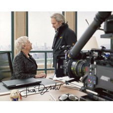 Judi Dench AUTOGRAPH James Bond SIGNED IN PERSON 10x8 Photo
