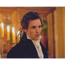 Eddie Redmayne AUTOGRAPH Les Miserables SIGNED IN PERSON 10x8 photo - SOLD OUT