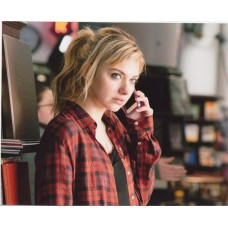 Imogen Poots AUTOGRAPH That Awkward Moment SIGNED IN PERSON 10x8 photo
