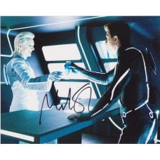 Michael Sheen AUTOGRAPH Tron Legacy SIGNED IN PERSON 10x8 photo