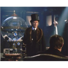 Richard E Grant AUTOGRAPH Dr Who SIGNED IN PERSON 10x8 photo