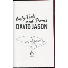 David Jason Only Fools and Stories SIGNED Hardback Book