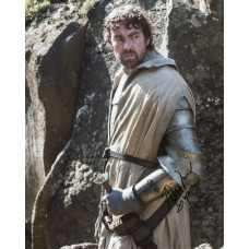 Alisdair Simpson AUTOGRAPH Game Of Thrones SIGNED IN PERSON 10x8 photo