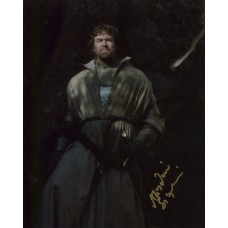 Alisdair Simpson AUTOGRAPH Game Of Thrones SIGNED IN PERSON 10x8 photo- SOLD OUT
