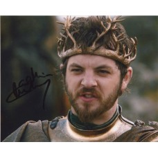 Gethin Anthony AUTOGRAPH Game Of Thrones SIGNED IN PERSON 10x8 photo