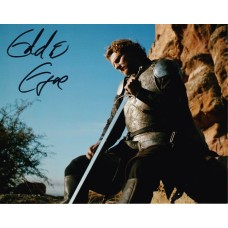 Eddie Eyre AUTOGRAPH Game Of Thrones SIGNED IN PERSON 10x8 photo